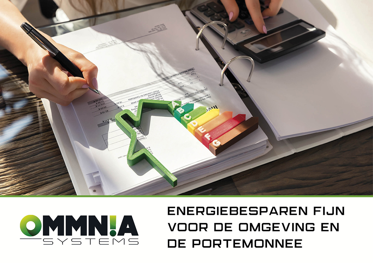 Checklist energie besparen pand